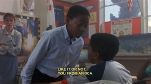 you from afrika